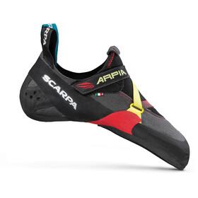 Scarpa Arpia Climbing Shoes Men black-red